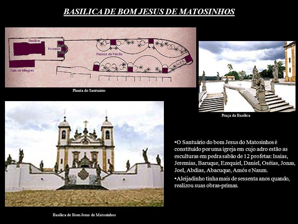 BASILICA DE BOM JESUS DE MATOSINHOS