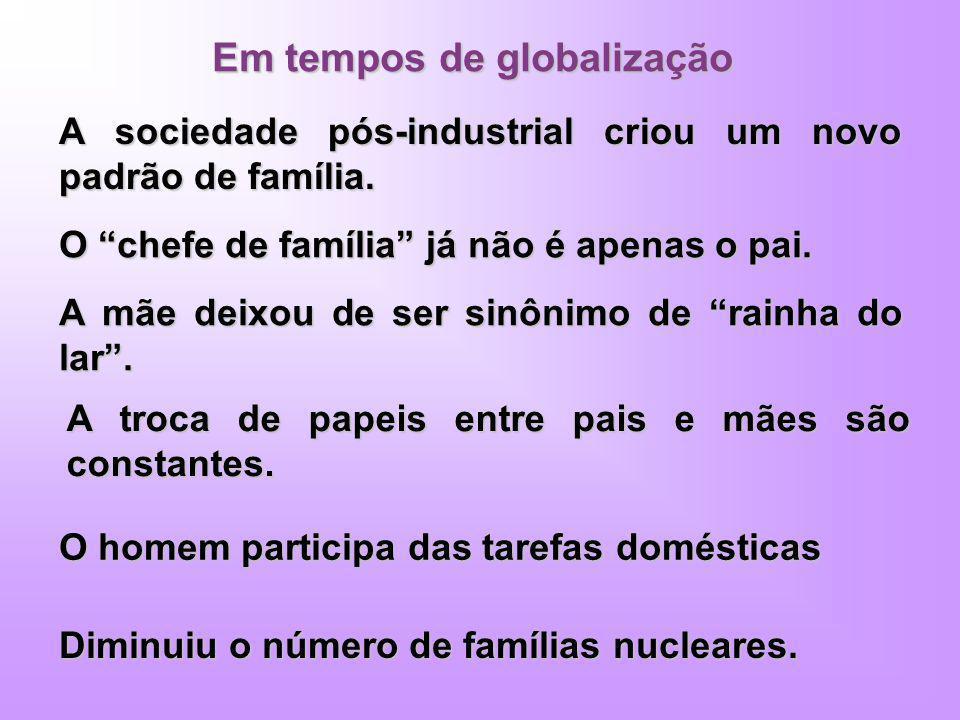 Em tempos de globalização