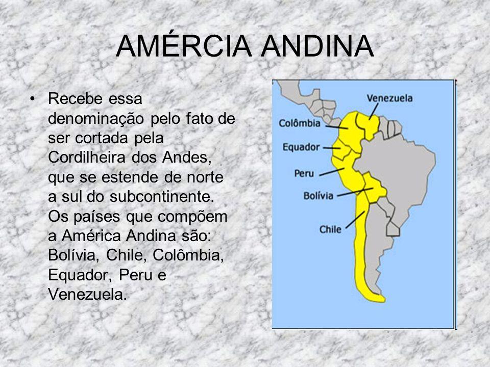 AMÉRCIA ANDINA