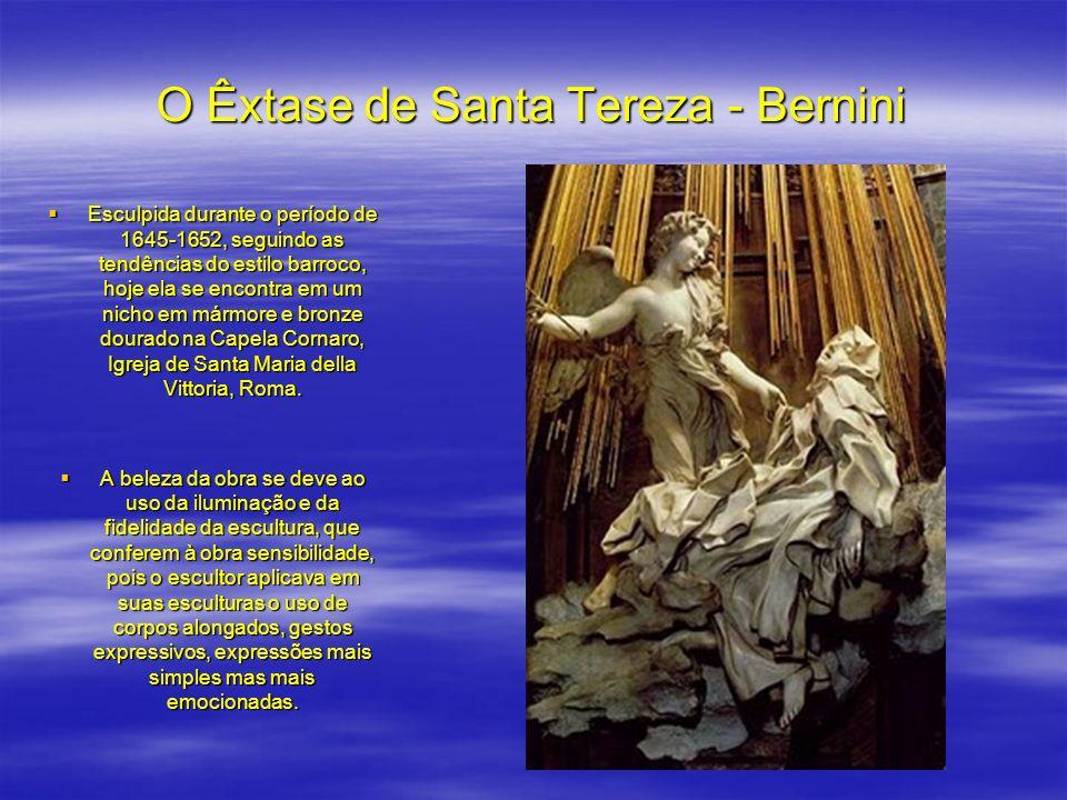 O Êxtase de Santa Tereza - Bernini