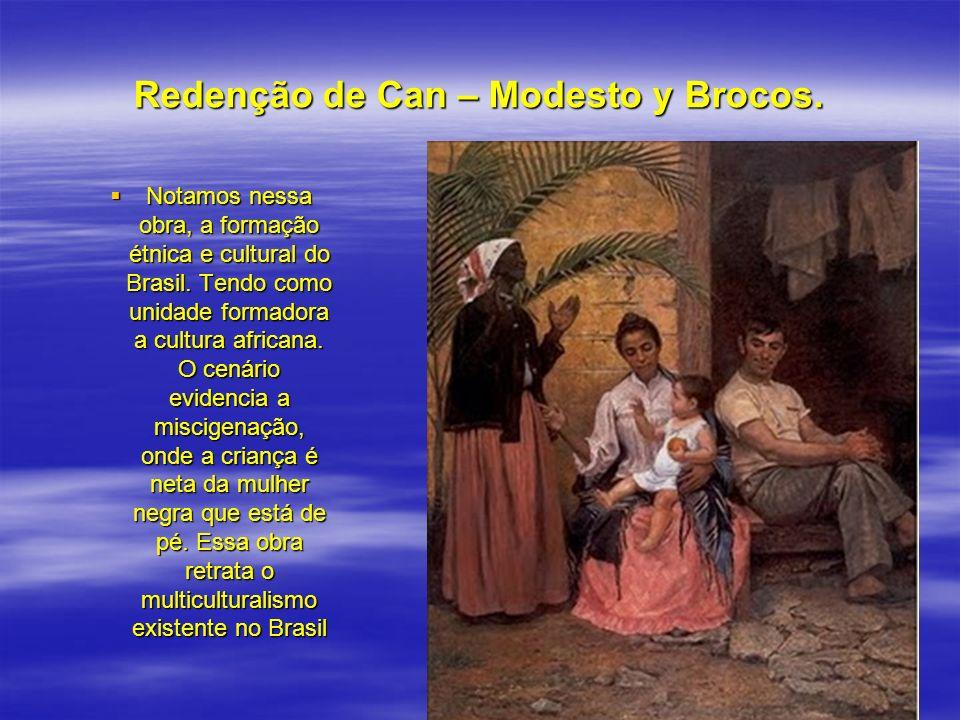 Redenção de Can – Modesto y Brocos.