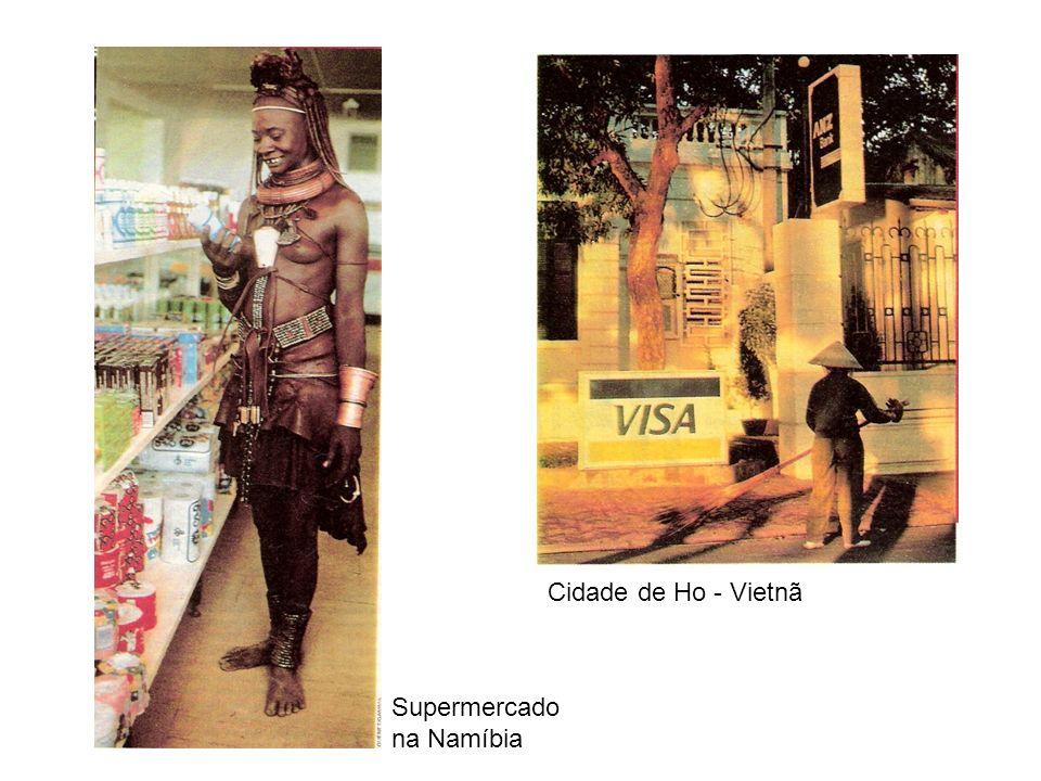 Cidade de Ho - Vietnã Supermercado na Namíbia