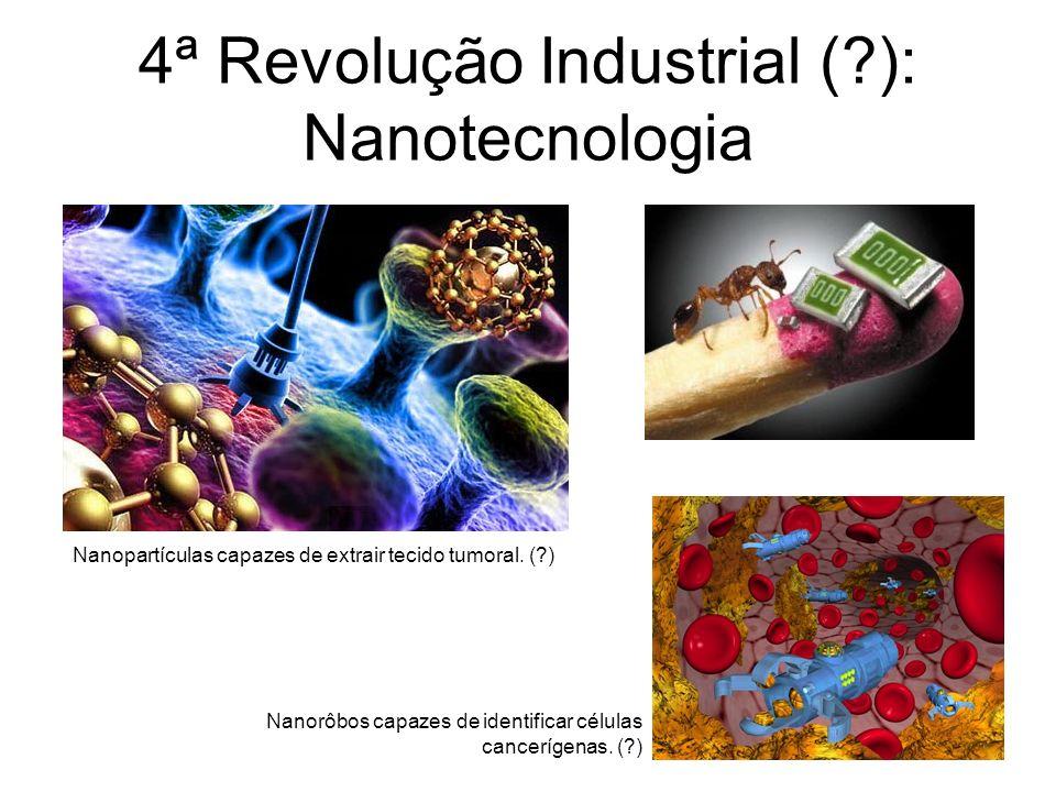 4ª Revolução Industrial ( ): Nanotecnologia
