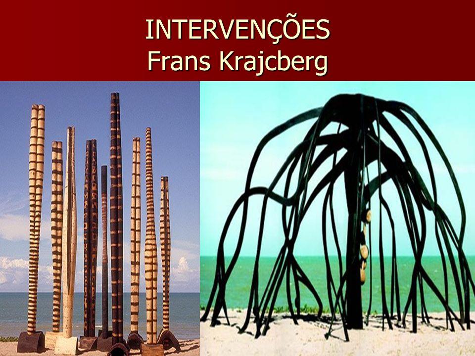 INTERVENÇÕES Frans Krajcberg