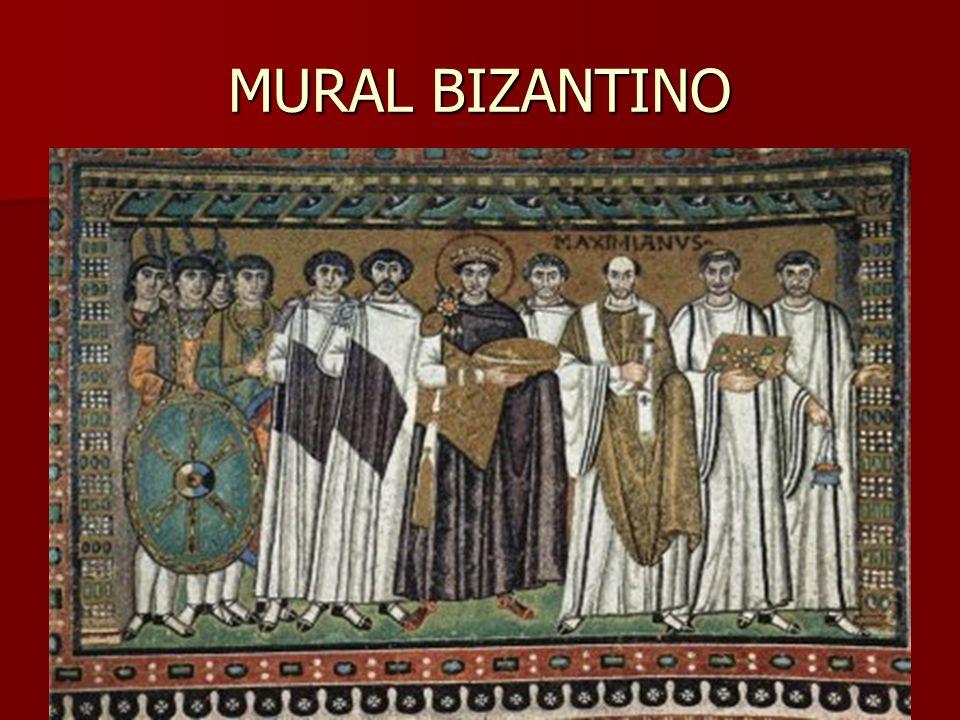 MURAL BIZANTINO