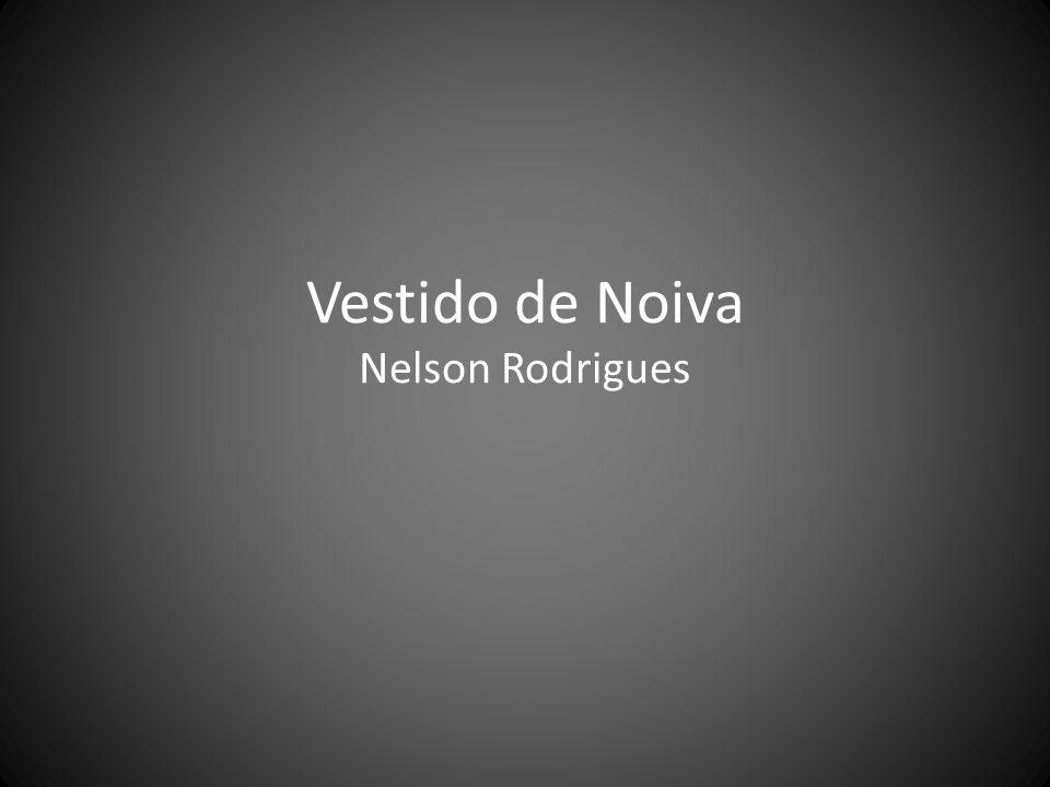 Vestido de Noiva Nelson Rodrigues
