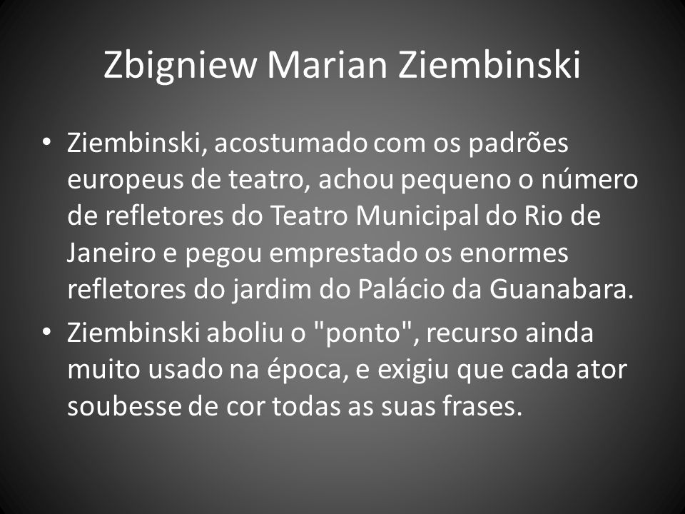 Zbigniew Marian Ziembinski