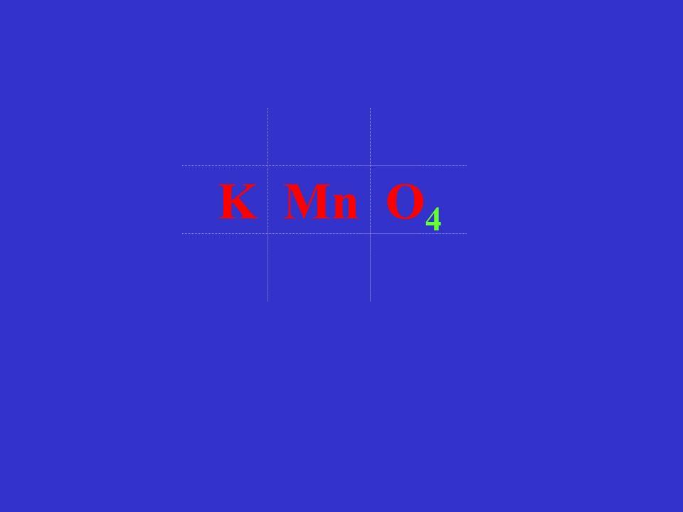 K Mn O4