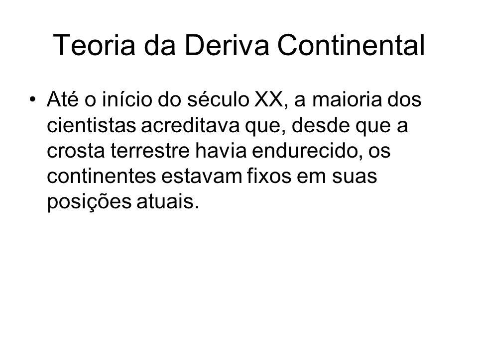 Teoria da Deriva Continental