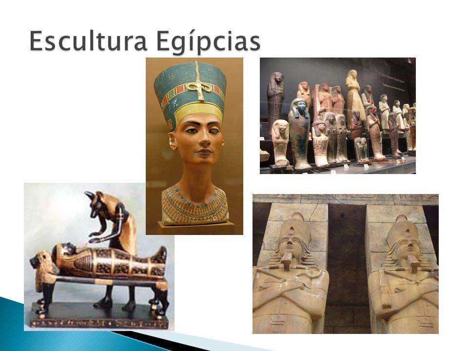 Escultura Egípcias