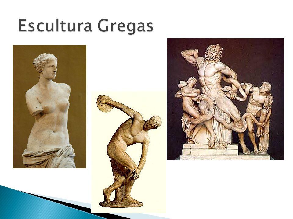 Escultura Gregas