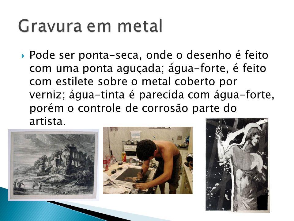 Gravura em metal