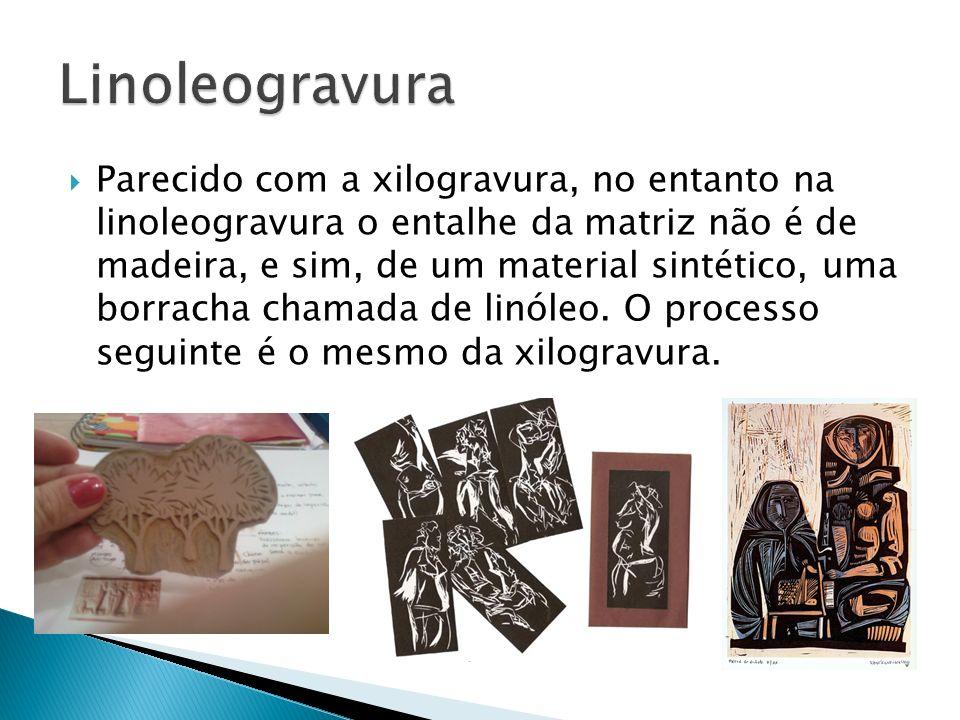 Linoleogravura