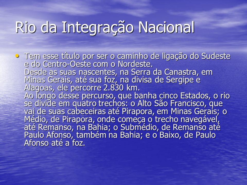 Rio da Integração Nacional