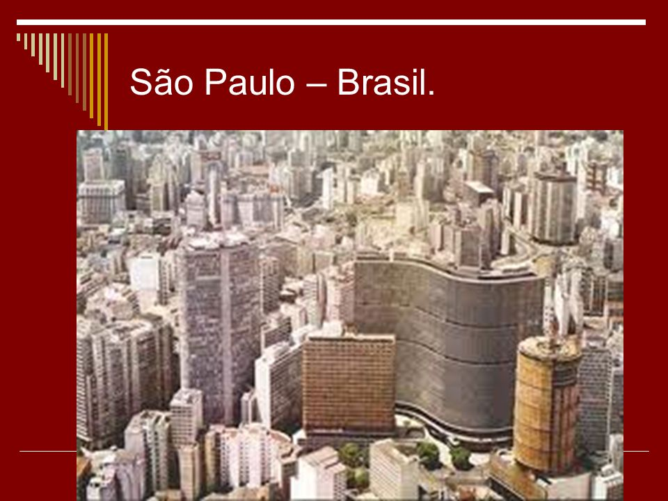São Paulo – Brasil.