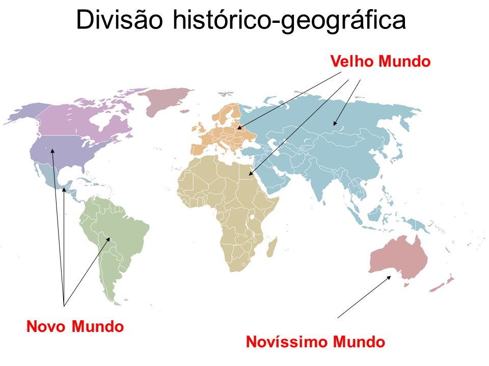 Divisão histórico-geográfica