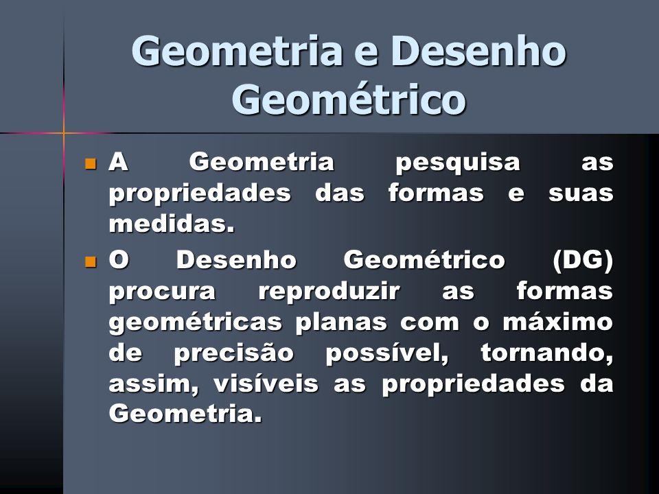 Geometria e Desenho Geométrico