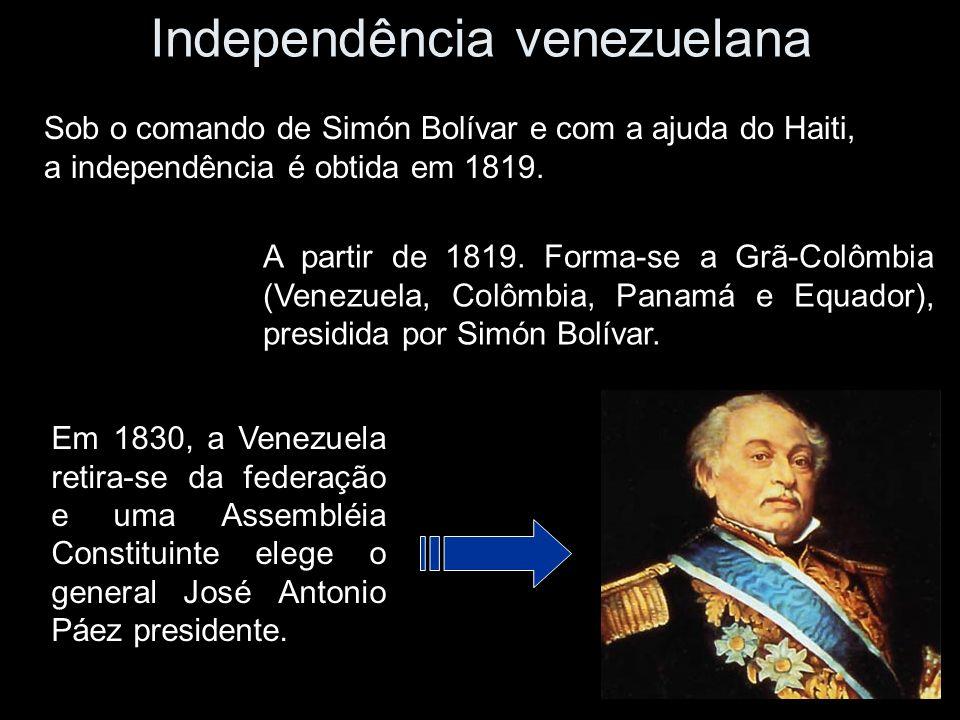 Independência venezuelana