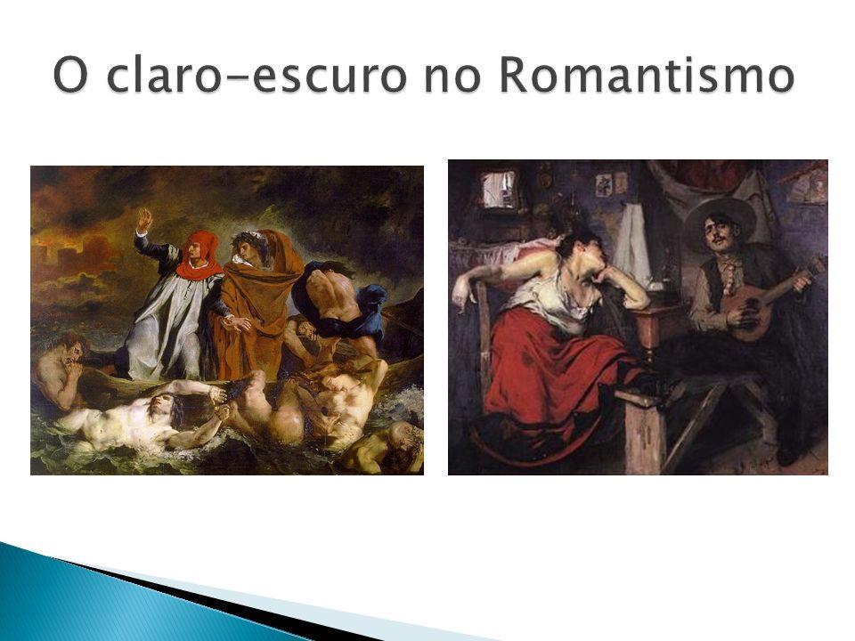 O claro-escuro no Romantismo