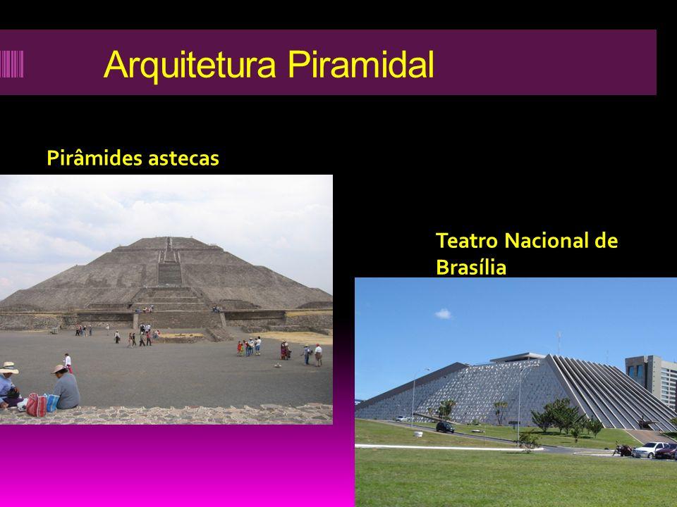 Arquitetura Piramidal