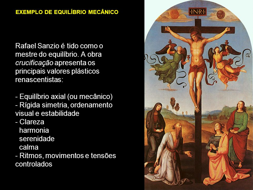 EXEMPLO DE EQUILÍBRIO MECÂNICO