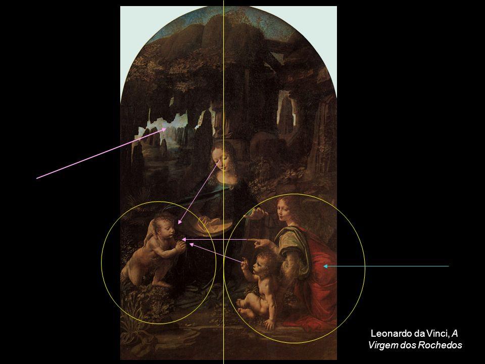 Leonardo da Vinci, A Virgem dos Rochedos