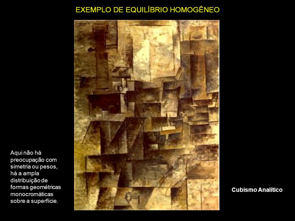 EXEMPLO DE EQUILÍBRIO HOMOGÊNEO