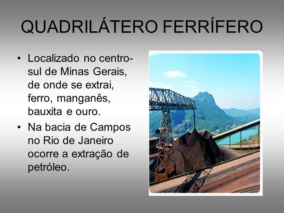 QUADRILÁTERO FERRÍFERO