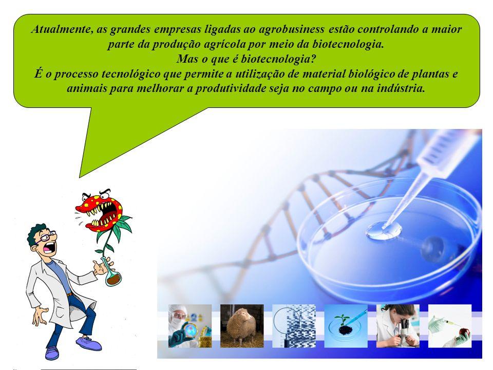 Mas o que é biotecnologia