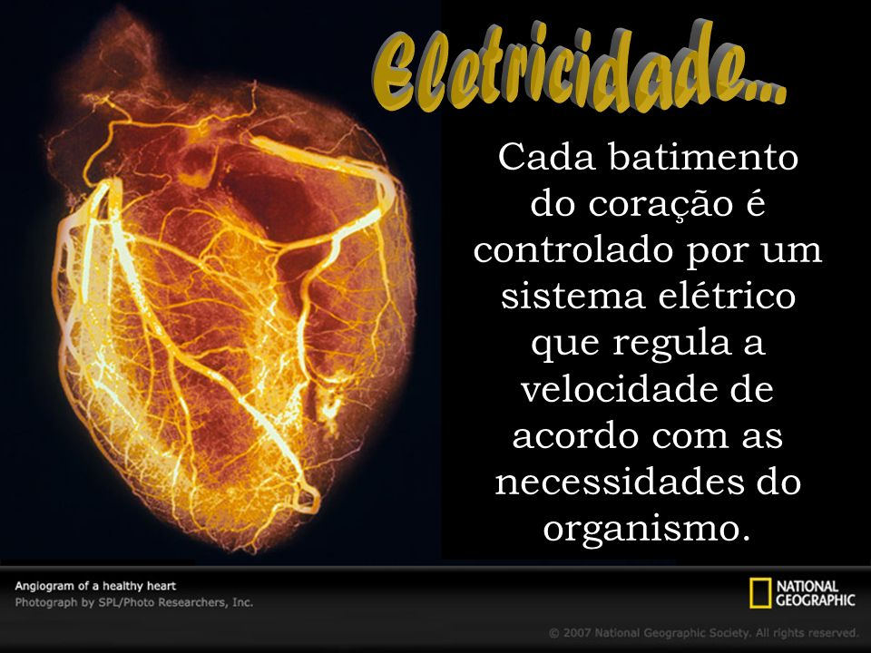 Eletricidade...