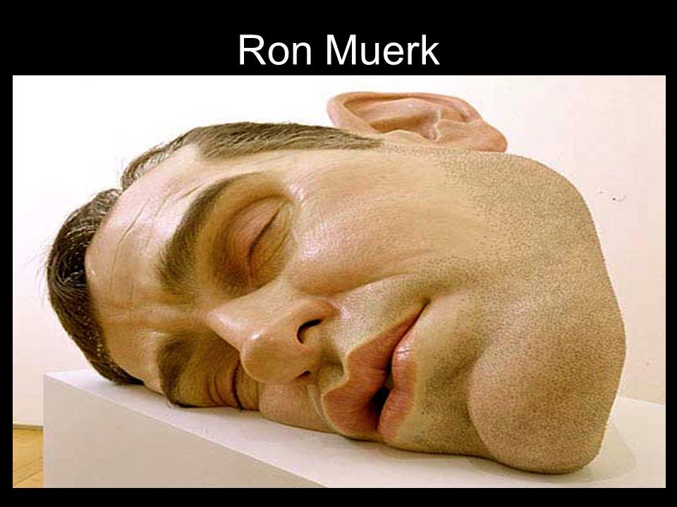 Ron Muerk Além da imagem