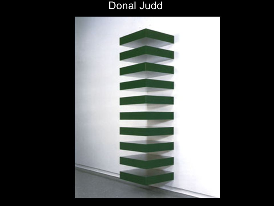 Donal Judd