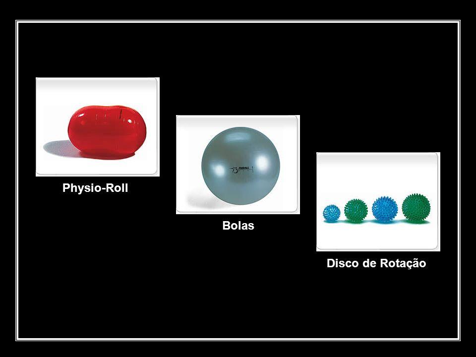 Physio-Roll Bolas Disco de Rotação