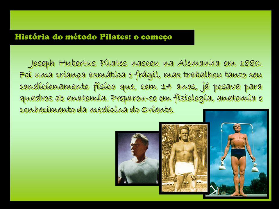 História do método Pilates: o começo