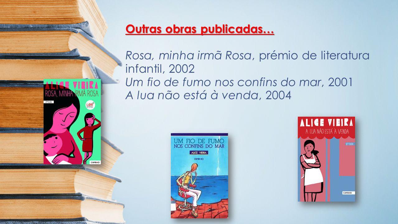 Outras obras publicadas…