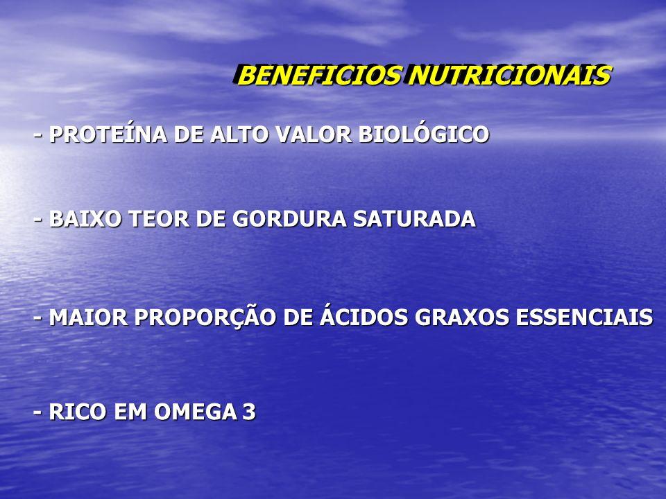 BENEFICIOS NUTRICIONAIS