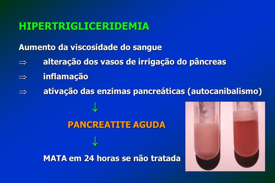 ativação das enzimas pancreáticas (autocanibalismo)