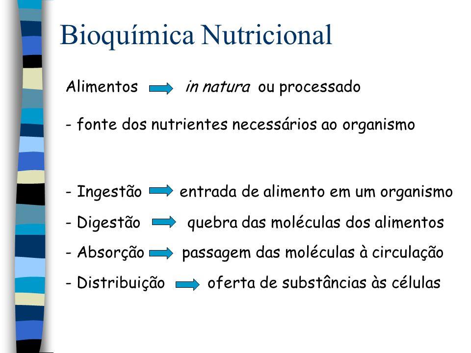Bioquímica Nutricional