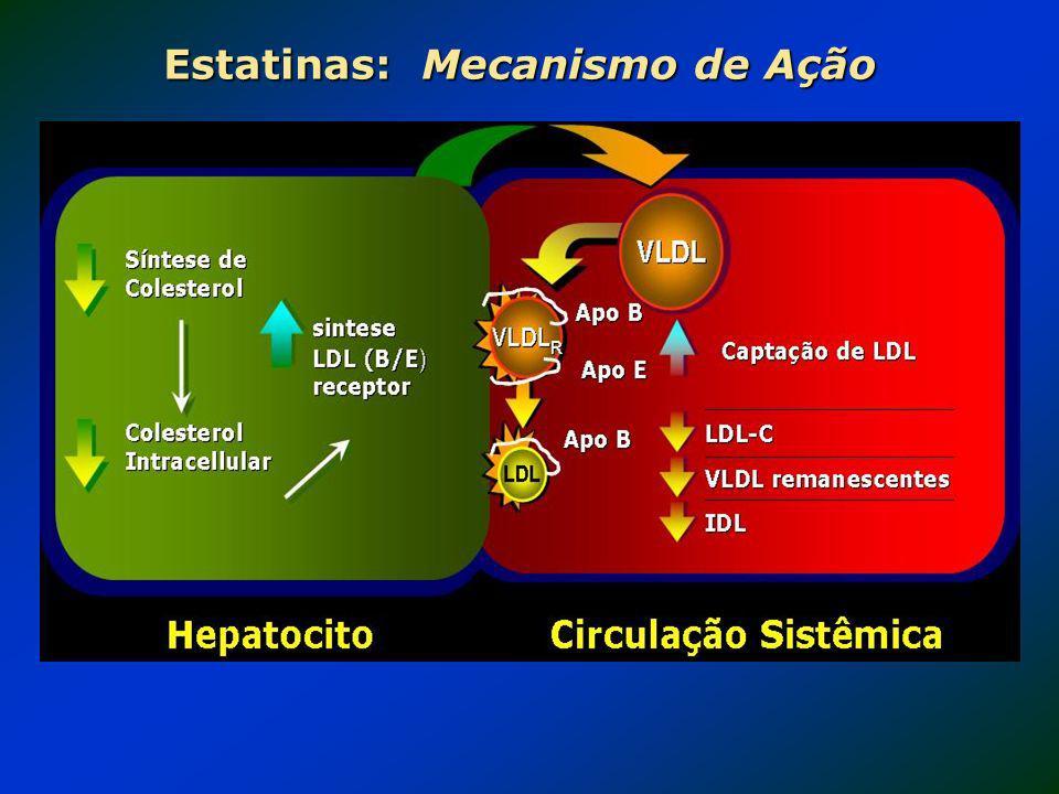 Estatinas: Mecanismo de Ação