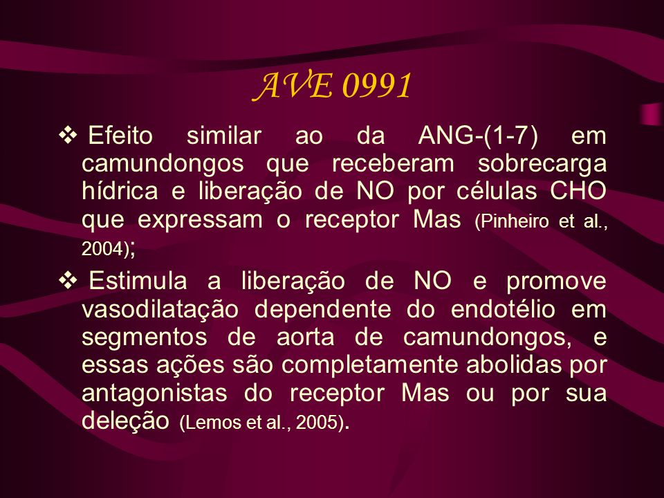 AVE 0991
