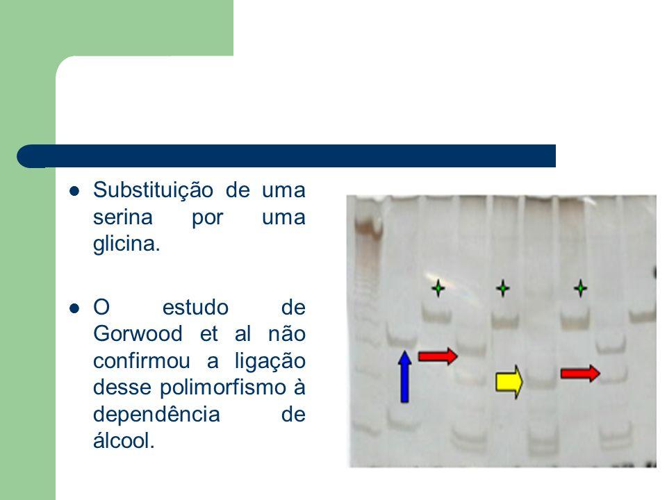 Substituição de uma serina por uma glicina.