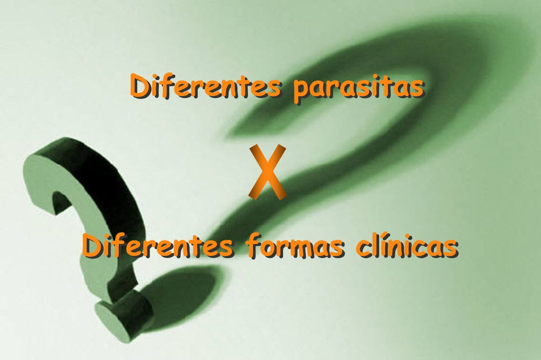 Diferentes formas clínicas