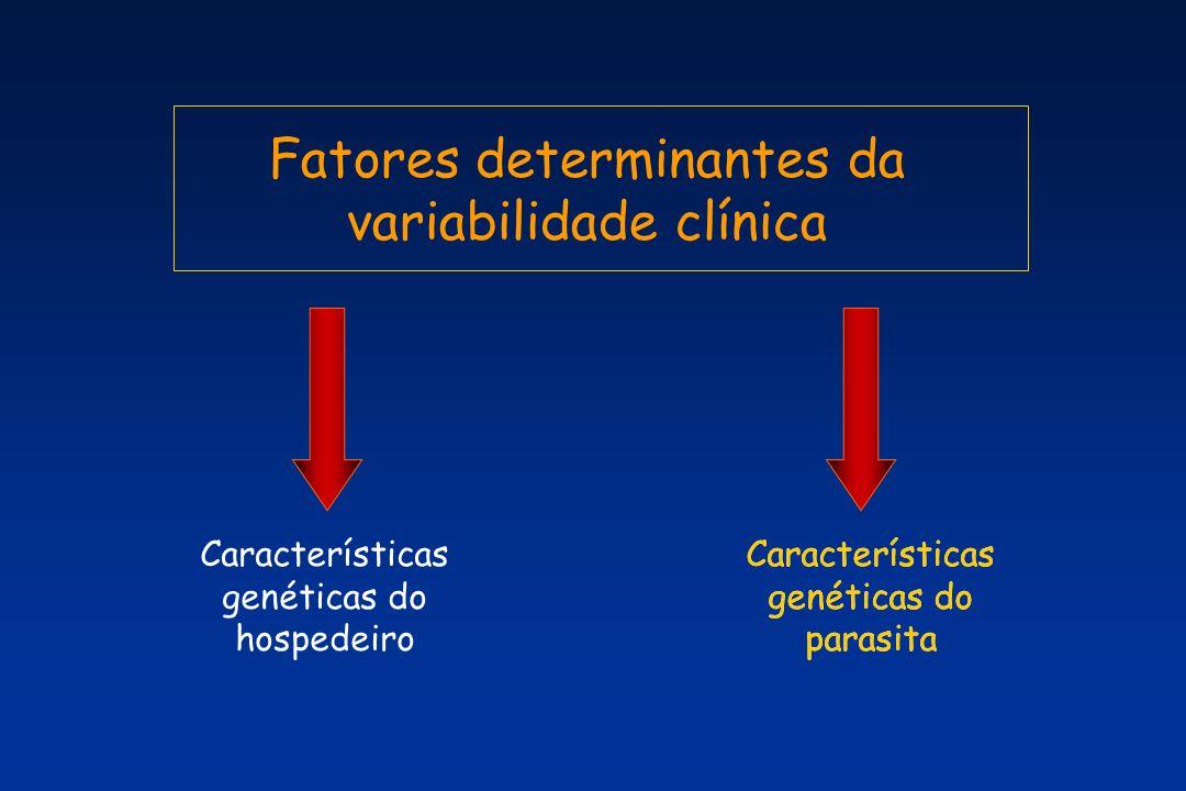 Fatores determinantes da variabilidade clínica