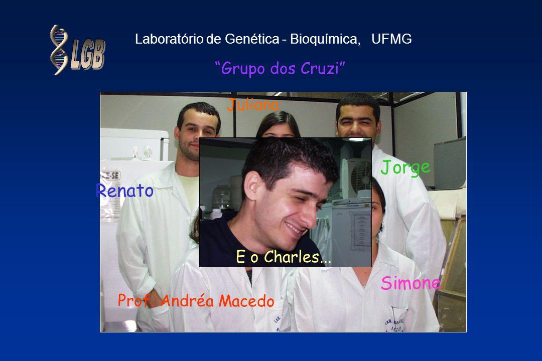Laboratório de Genética - Bioquímica, UFMG