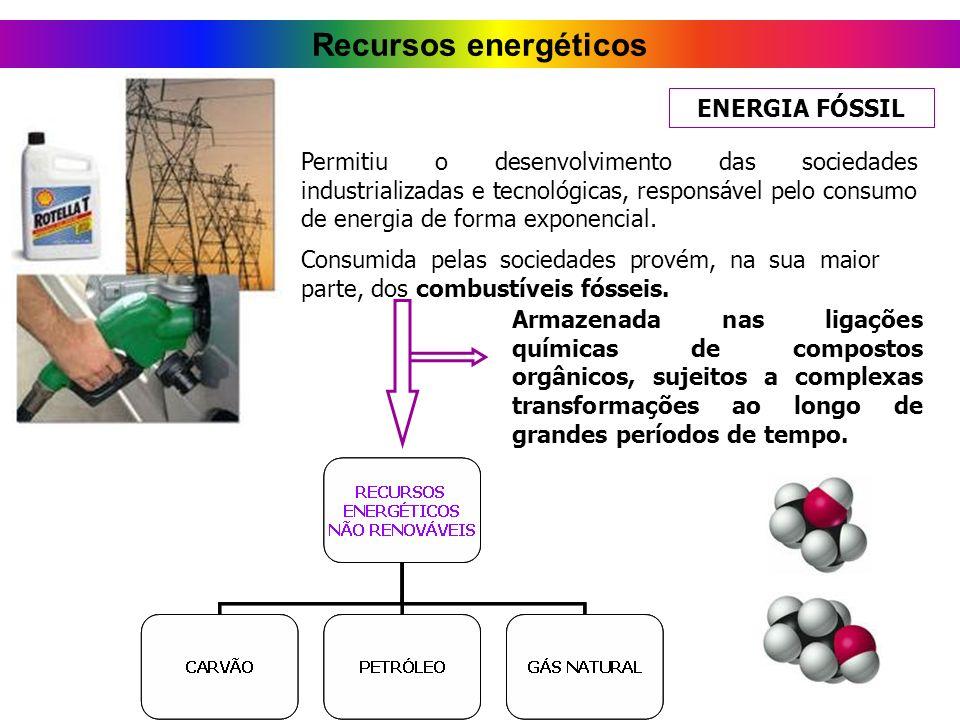 Recursos energéticos ENERGIA FÓSSIL