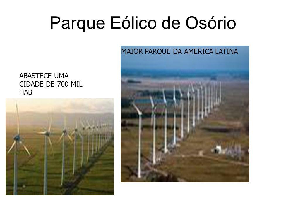 Parque Eólico de Osório