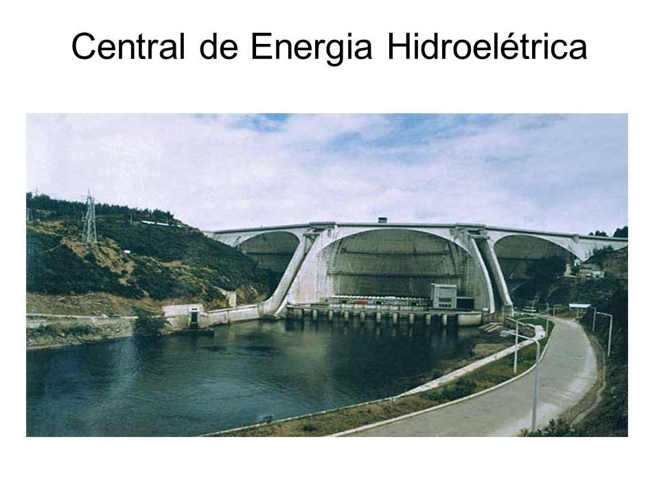 Central de Energia Hidroelétrica