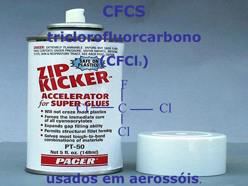 triclorofluorcarbono