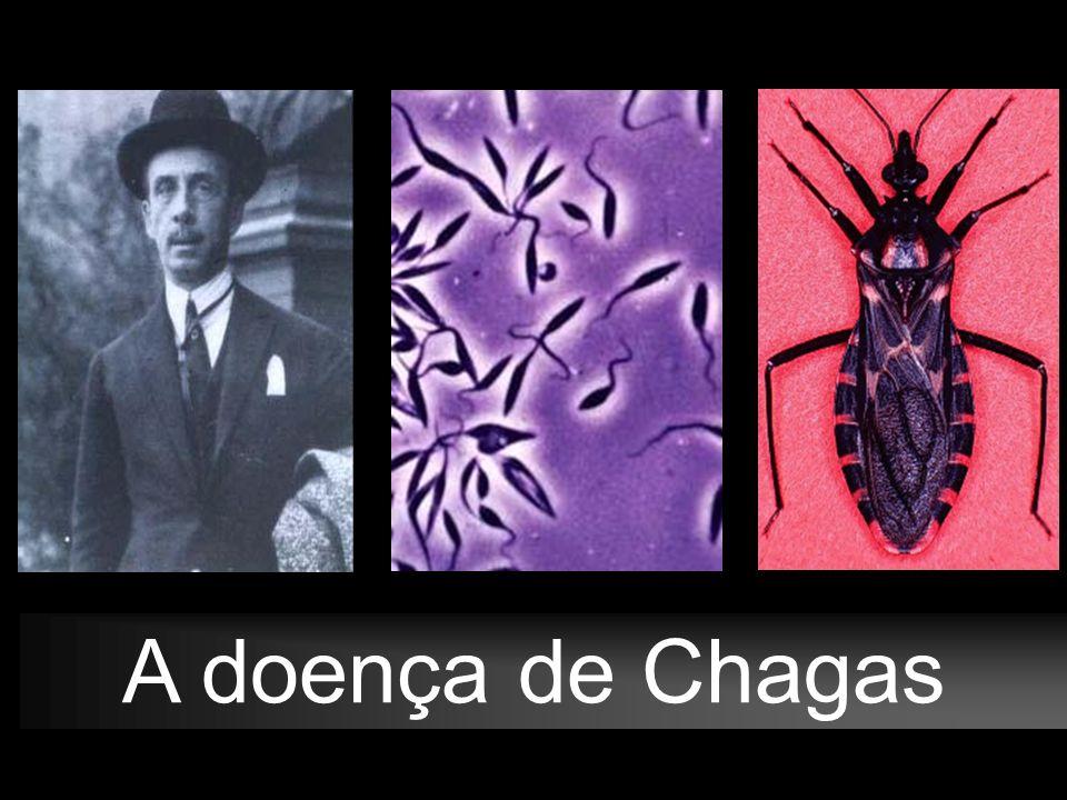 A doença de Chagas