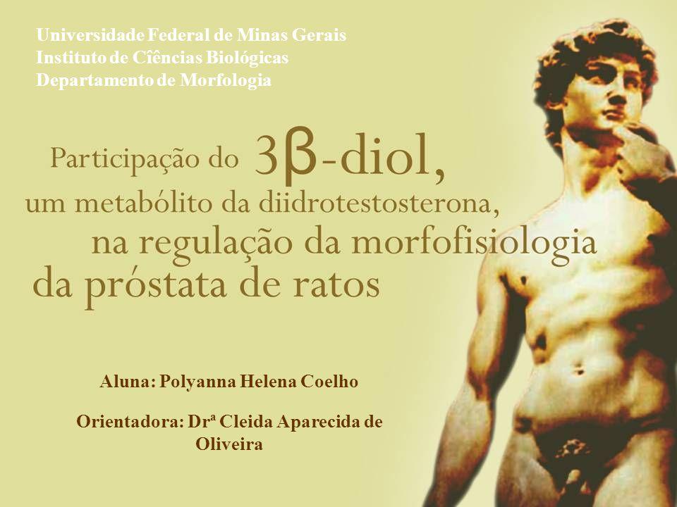 Universidade Federal de Minas Gerais Instituto de Cîências Biológicas